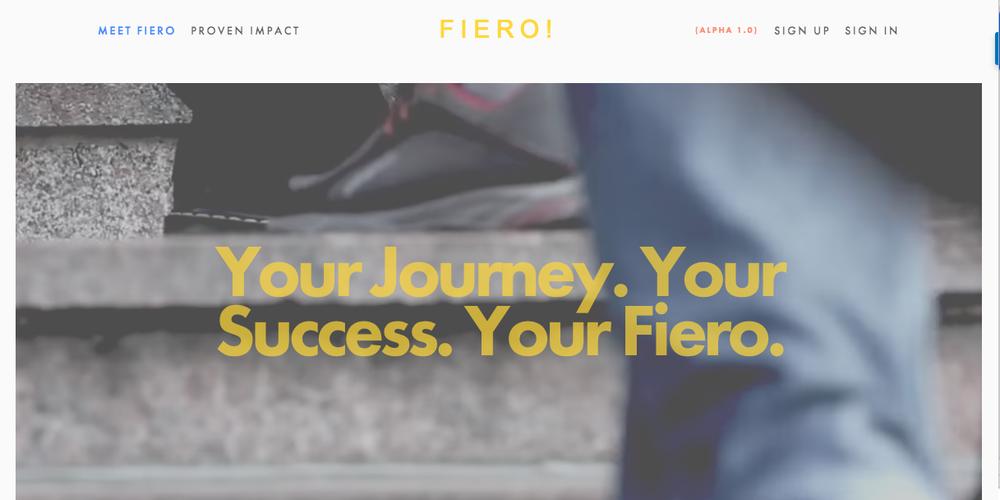 Fiero Mentor Map Mentor Matching