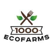 1000 eco farms agriculture startup local