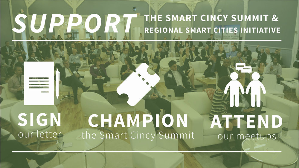 Regional Smart Cities Letter of Support