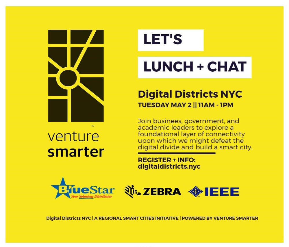 Digital Districts NYC Luncheon