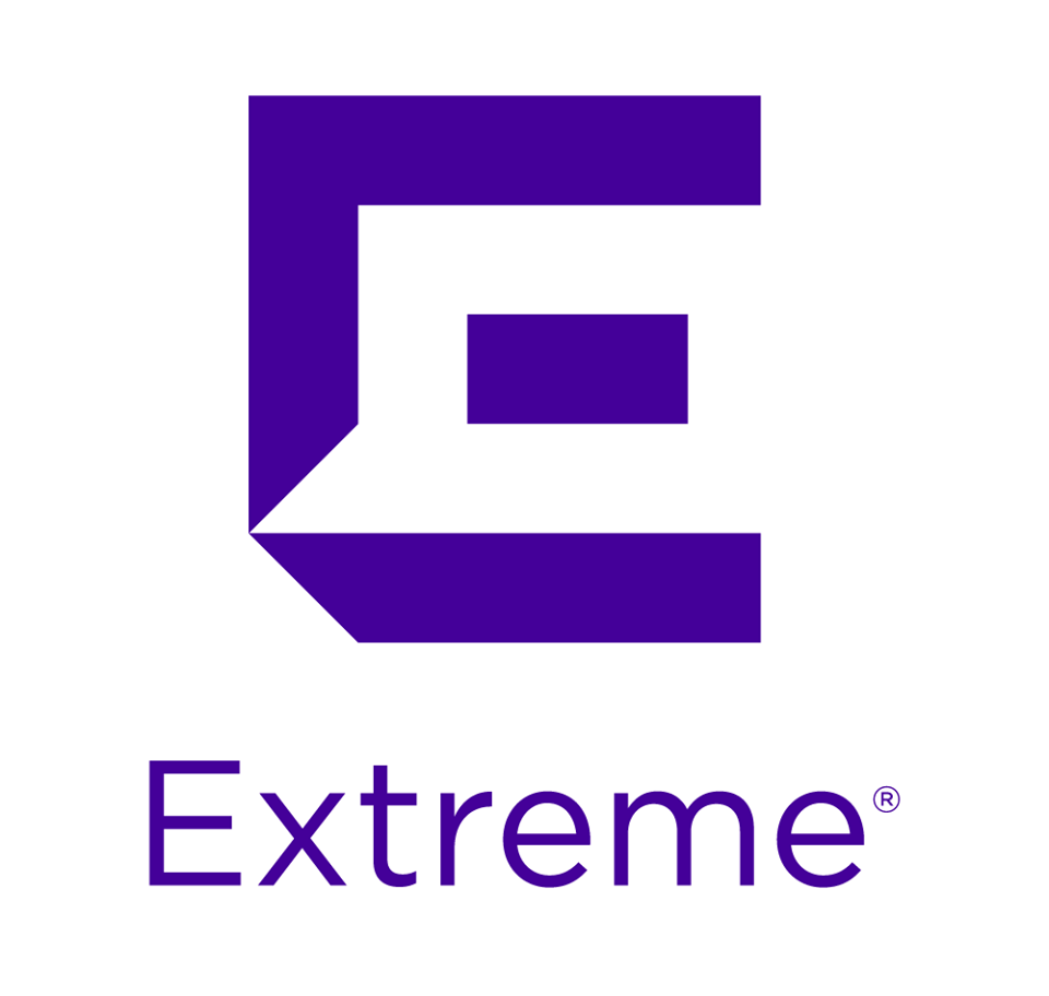 Extreme Networks Logo Venture Smarter Portal