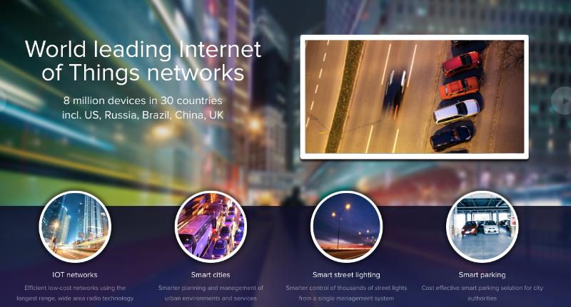 Telensa Feature Header Venture Smarter