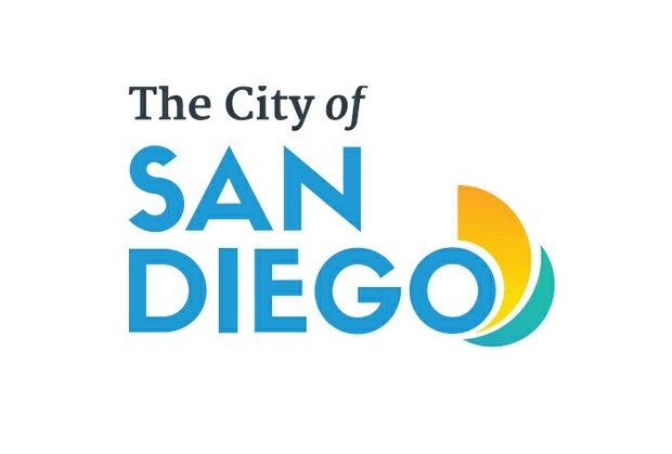 City of San Diego Logo Smart City
