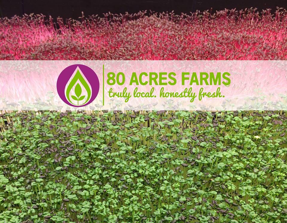 80 Acres Feature Venture Smarter