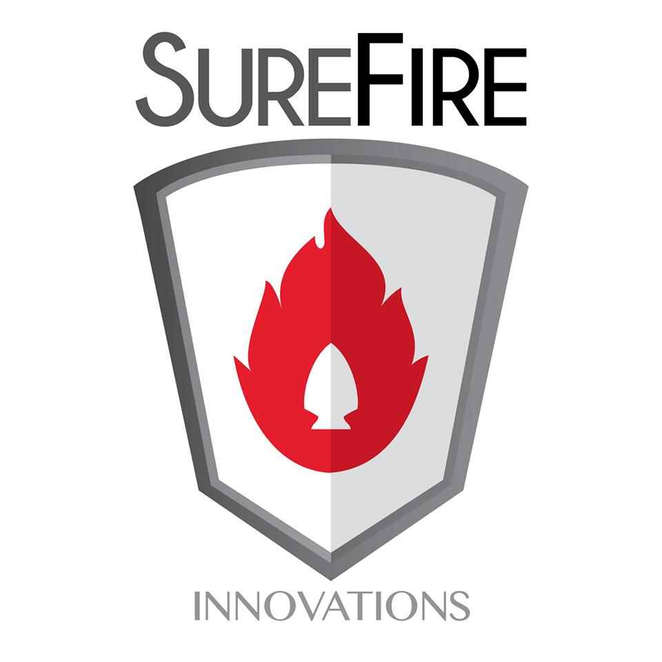 SureFire Logo Venture Smarter