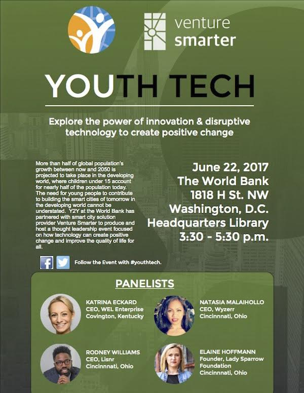 Smart Cities YOUth Tech Forum