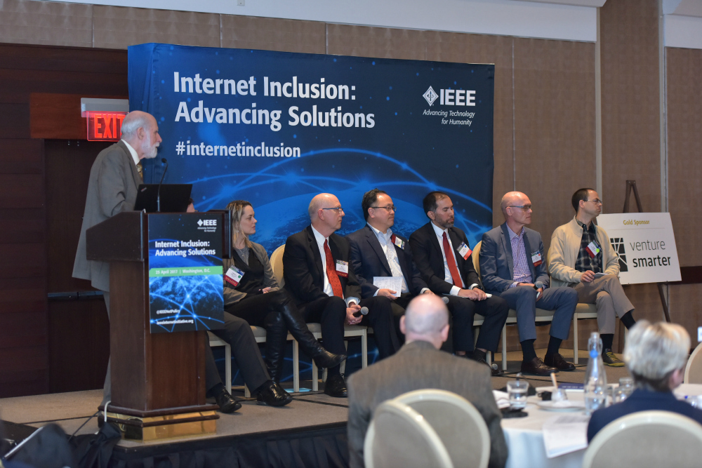 IEEE Advancing Internet Inclusion