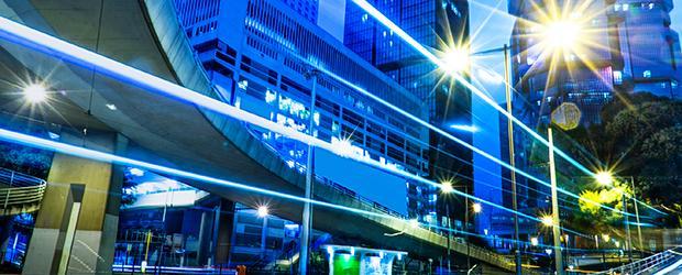 Smart Cities Street Lights