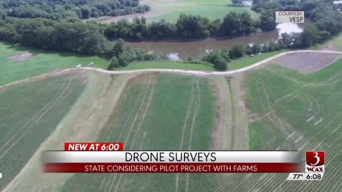 Drone Tech Helps Vermont Farmers