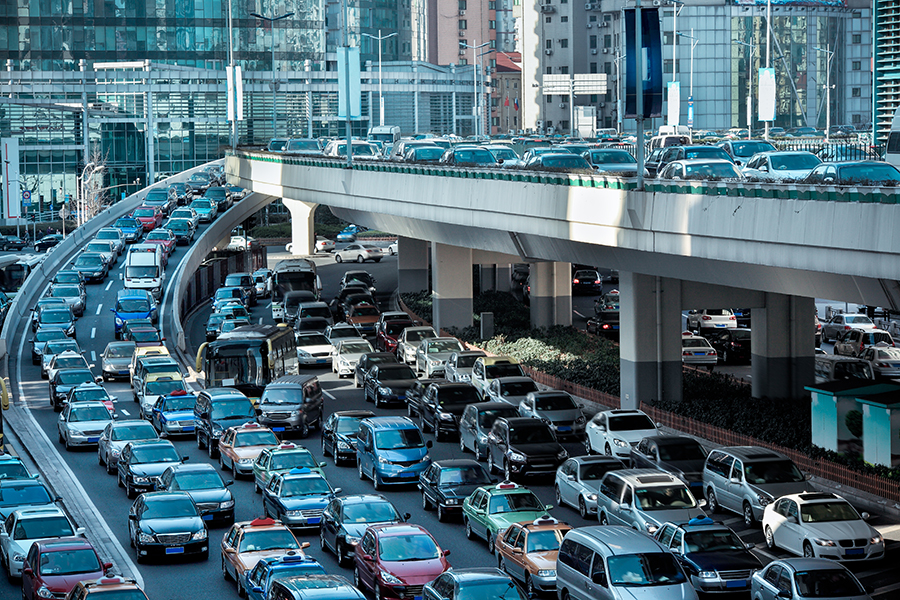 How traffic data can reduce air pollution