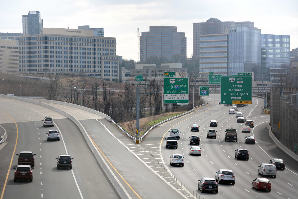 Autonomous car tests coming to Express Lanes in Va.
