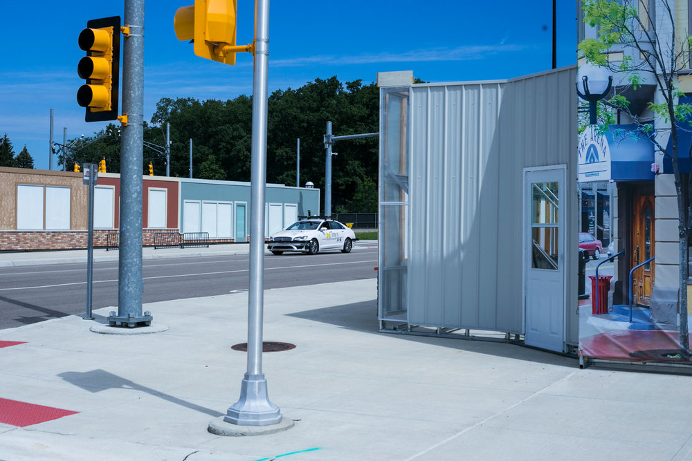 Michagan's New Motor City: Ann Arbor As A Driverless-Car Hub