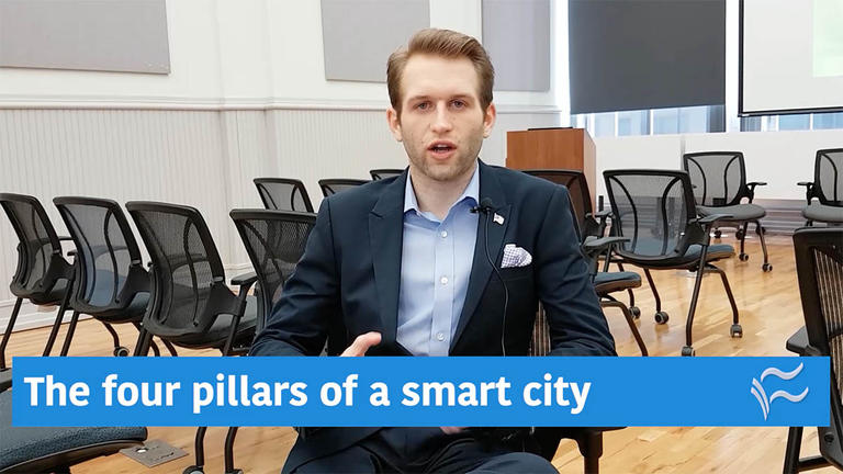 Zack Huhn, TechRepublic, Legislation is needed for smart cities, say 90% of US companies