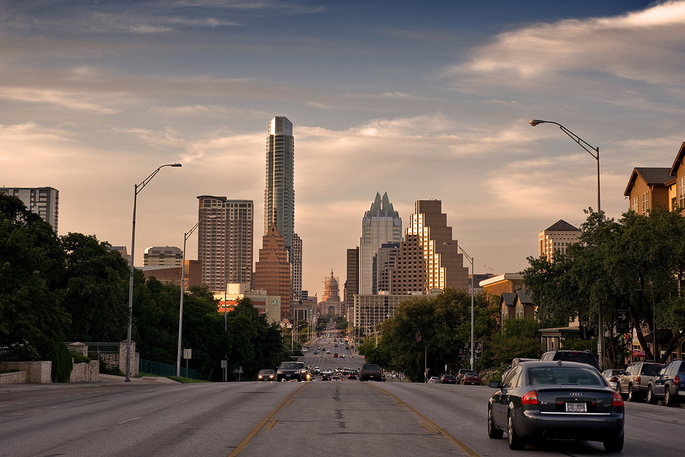"Austin is getting its own ""smart"" street"