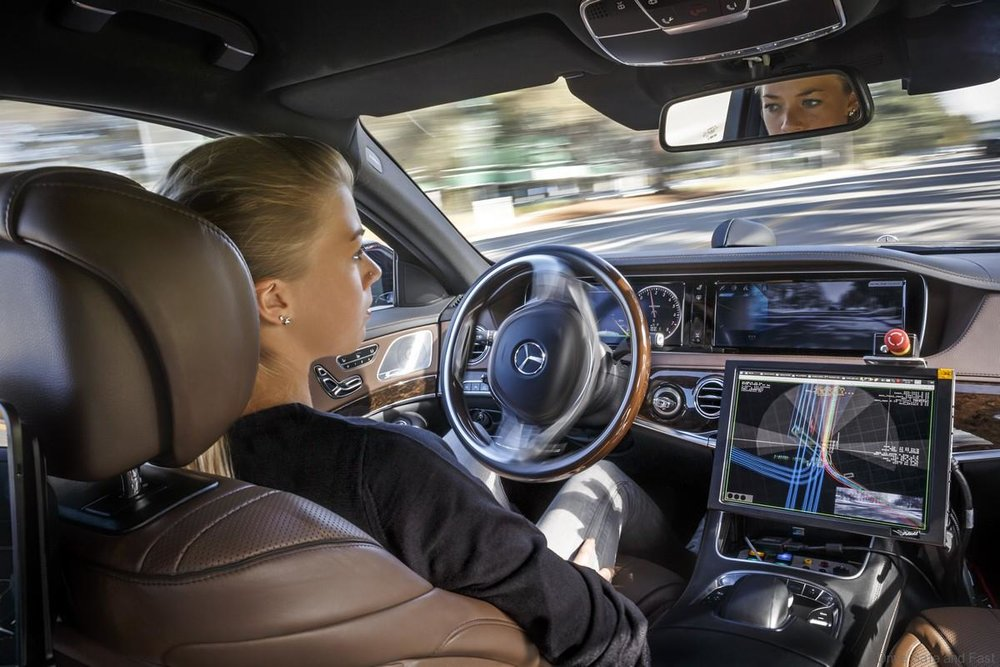 Gartner Survey Reveals 55 Percent of Respondents Will Not Ride in a Fully Autonomous Vehicle