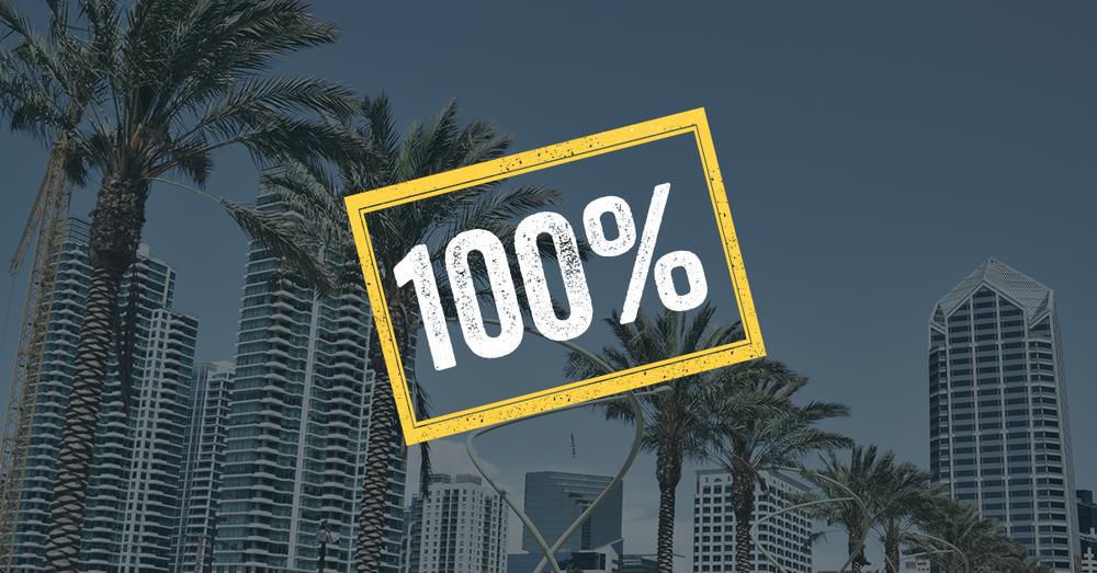 "Venture Smarter's ""100% Connected, 100% Mobile"" Smart City Development Goals complemet the 100% Clean Energy goals perfectly!"