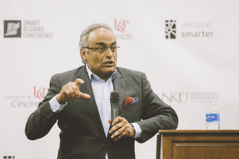 Smart Solutions, Beyond City Limits - At Venture Smarter's 2017 Smart Regions Conference, Cisco's Global President for Smart+ Connected Communities Anil Menon stressed the importance of regional collaborations in smart city planning. View Event Recap.