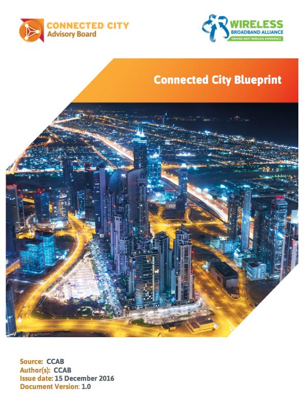 CCAB WBA Smart City Blueprint World Broadband Alliance