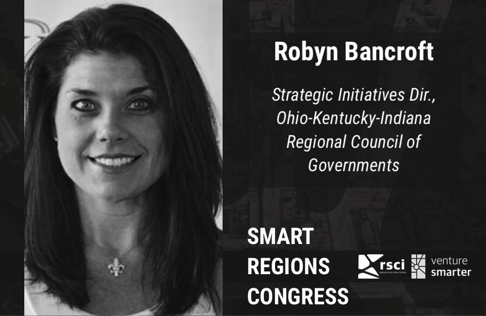 Venture Smarter Speaker Robyn Bancroft, OKIRCOG