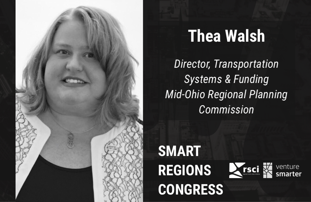 Venture Smarter Speaker Thea Walsh, MORPC