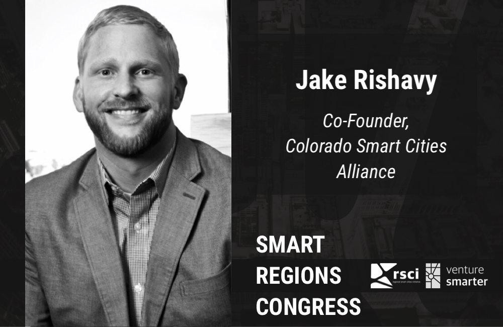 Jake Rishavy among featured speakers at the Smart Regions Congress Leadership Forum in Washington DC.