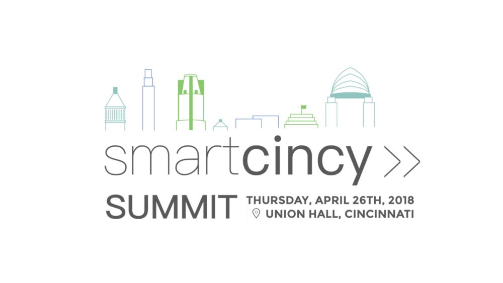 Smart Cincy Summit: Smart Mobility and Infrastructure - Attend and discuss Smart Cities and Bond Ratings at the Smart Cincy Summit on Thursday, April 26th 2018