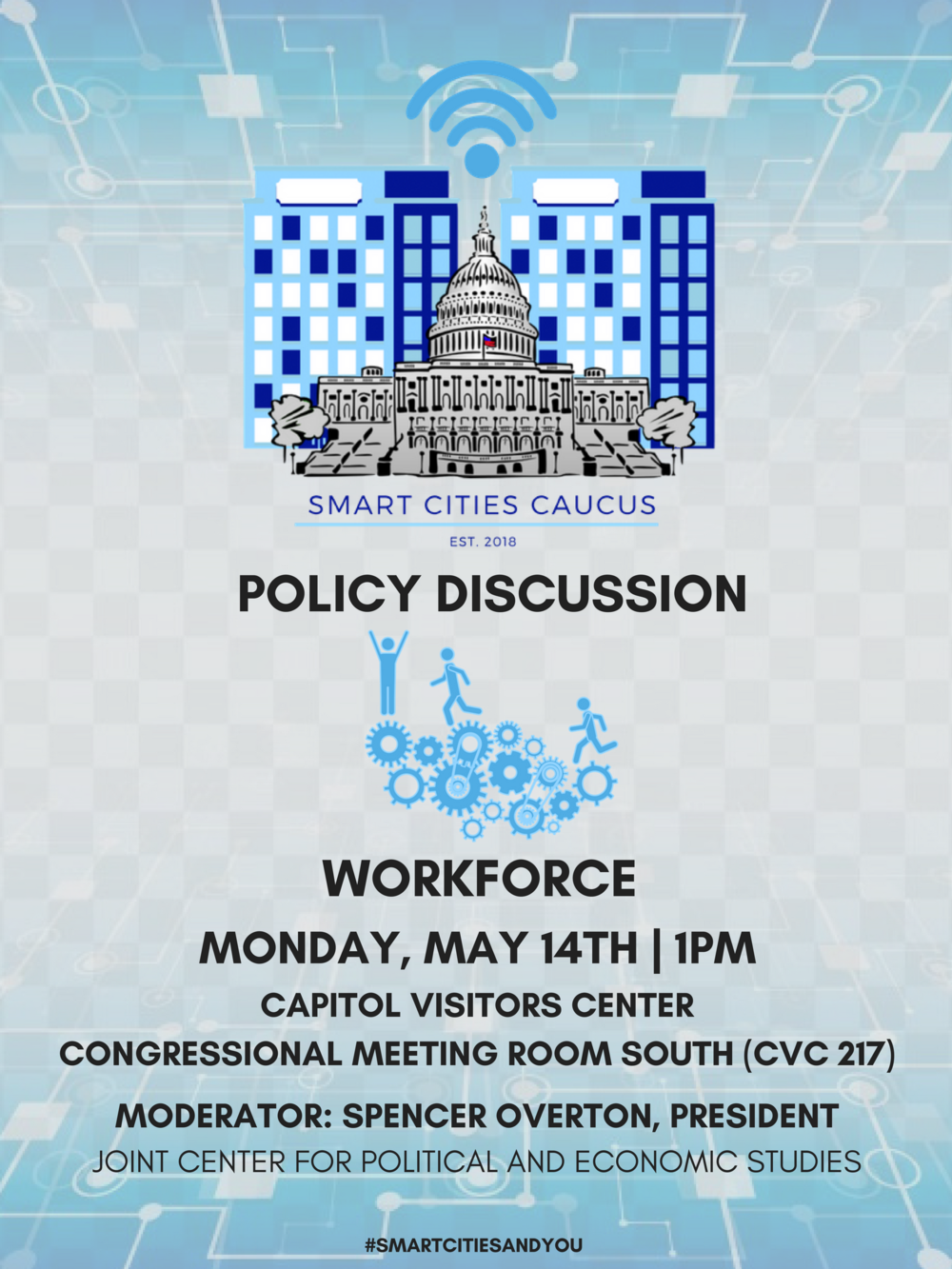 Congressional Smart Cities Caucus - Workforce Roundtable