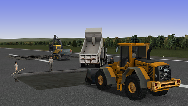 Photo Credit: Airfield Damage Repair (ADR) Advanced Disaster Management Simulator