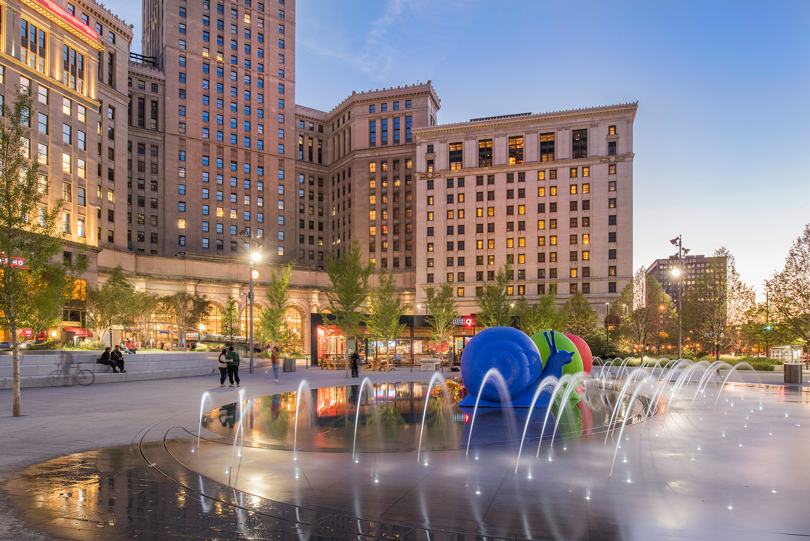 City of Cleveland seeking zoning code for walkable