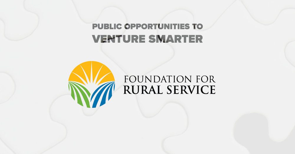 Opportunity to Venture Smarter with FSR.jpg