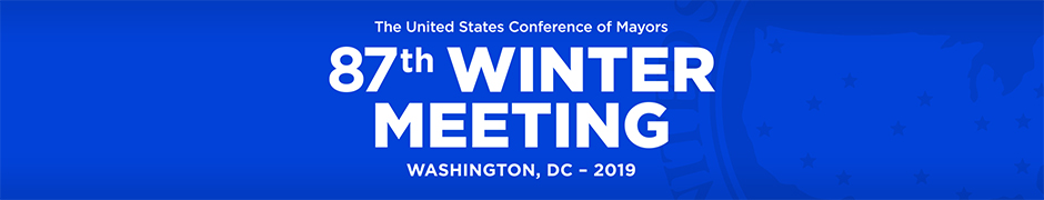 Join Venture Smarter and cities from across the nation at the  United States Conference of Mayors' 87th Winter Meeting  for discussions on infrastructure, innovation, and inclusion.