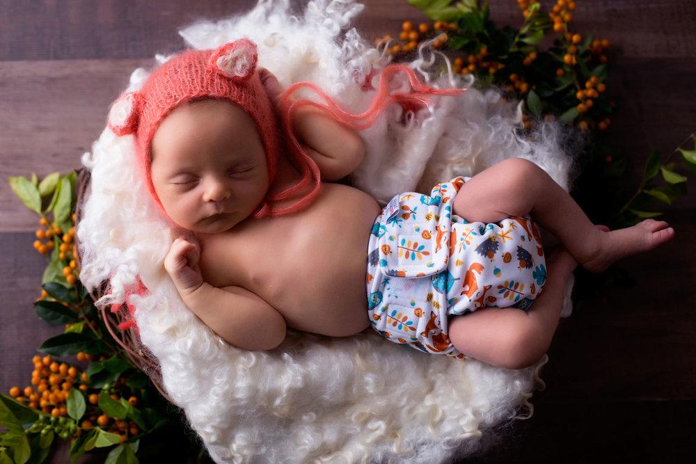 newborn cloth nappies