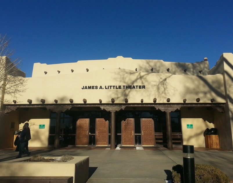 James A. Little Theater • Theatre Santa Fe