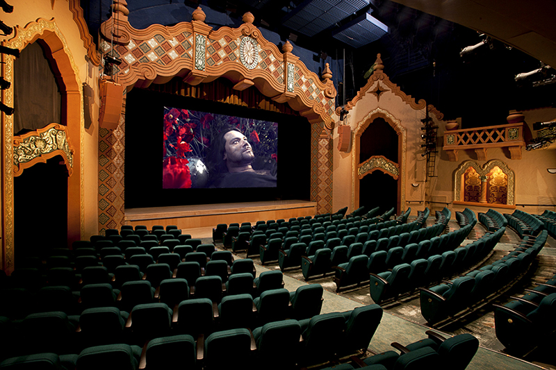 Lensic Performing Arts Center • Theatre Santa Fe