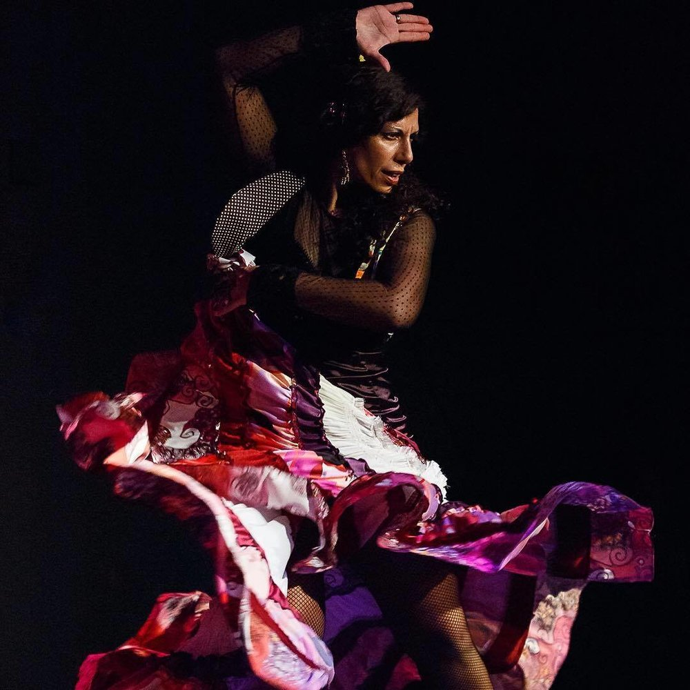 Sueno Flamenco - Flamenco Dream at Teatro Paraguas