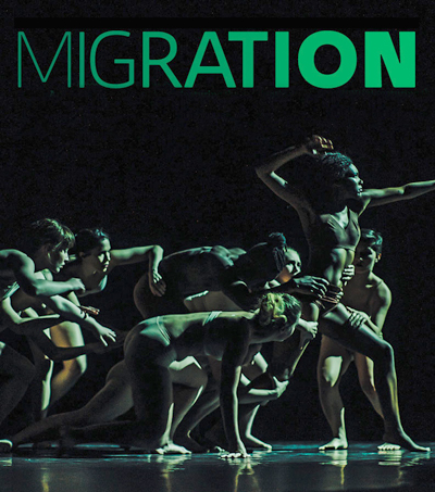 Migration dance concert at Greer Garson Theatre