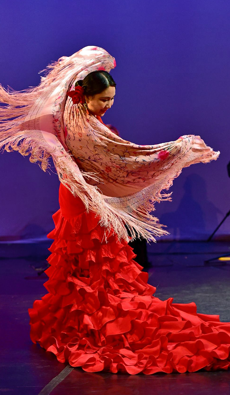 Dance With Spirit Flamenco Concert Theatre Santa Fe