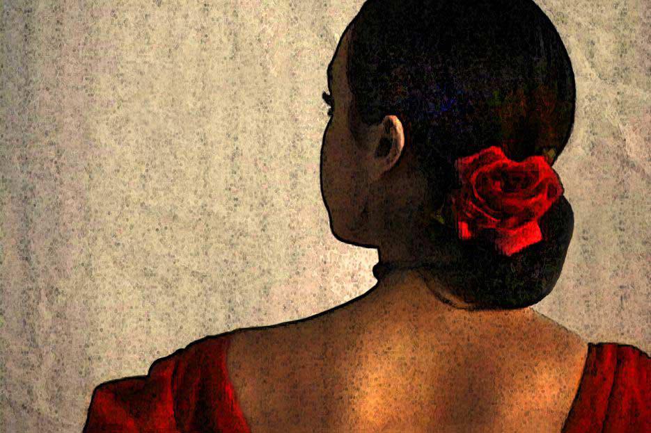 Flamenco Flower 54x36.jpg