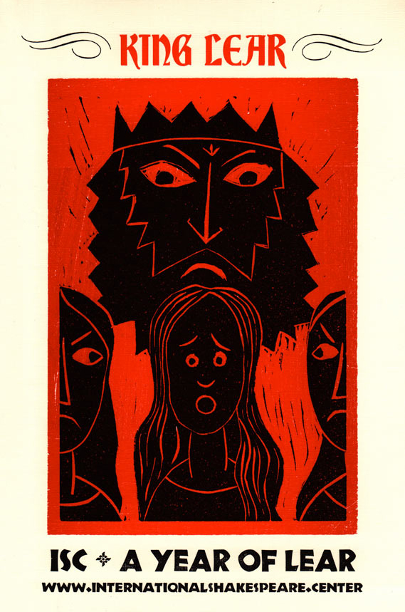 Image hand-cut by Tom Leech of the Palace Press