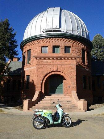 Observatory Park / University Hills