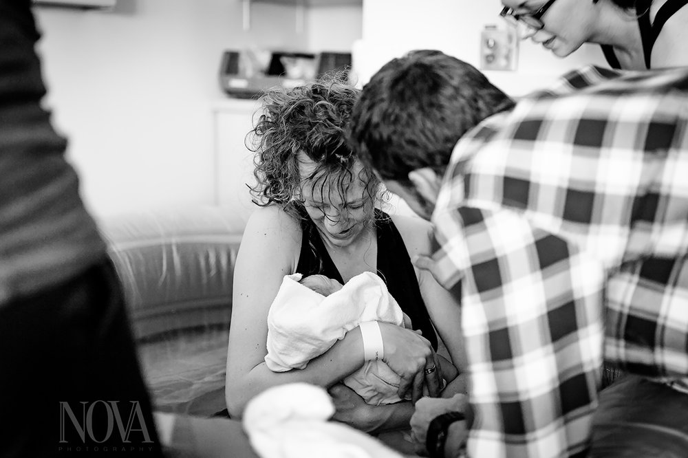 Calgary Birth Photographer NOVA