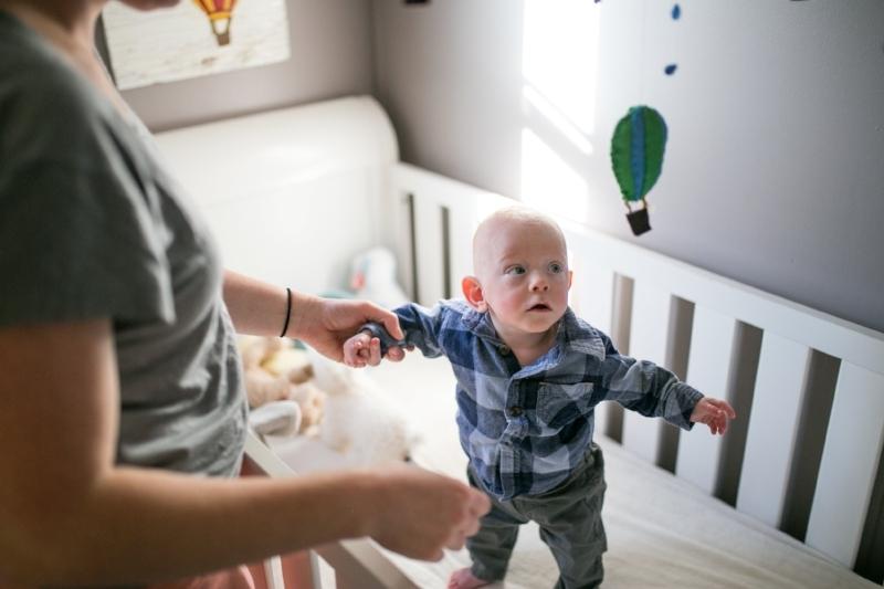 Documentary Newborn Photographer
