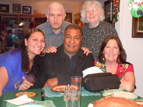 Phebe's family