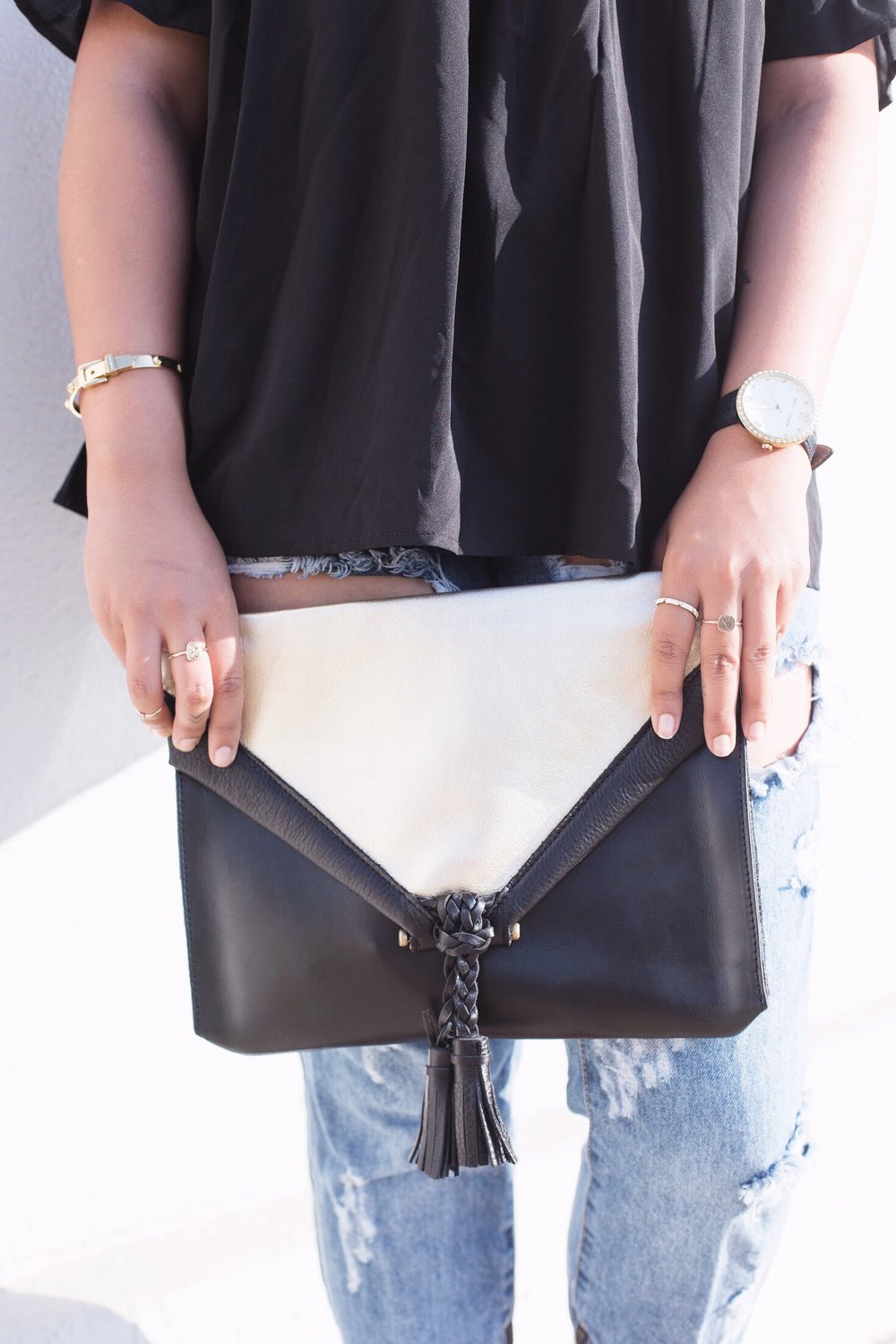 Embrazio leather clutch1.JPG