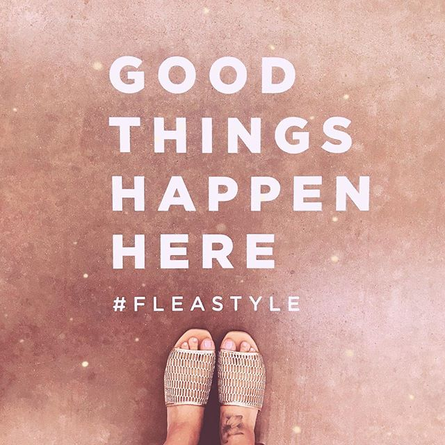 Good✨Vibes✨All✨Around✨ #fleastyle #goodthingshappenhere