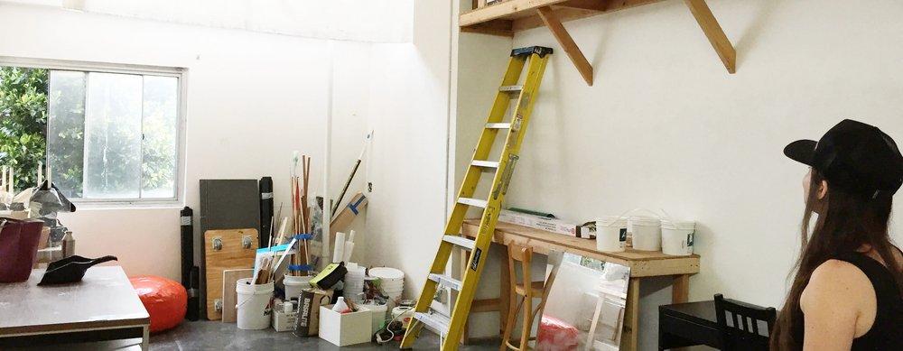 O N E + O N E + T W O  Collective Studio Space