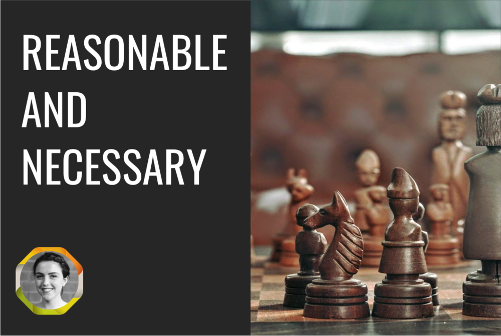 Reasonable & Necessary: - Online Course: Available Now