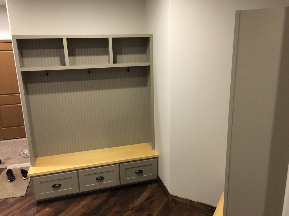Blatchford Mudroom 2   Mudroom Cabinets.JPG