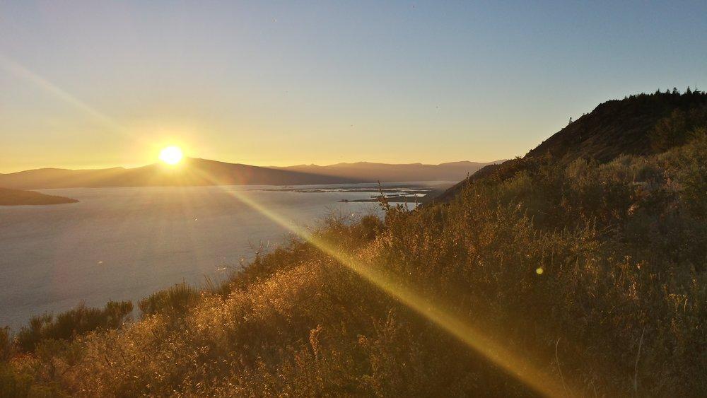North Klamath Lake