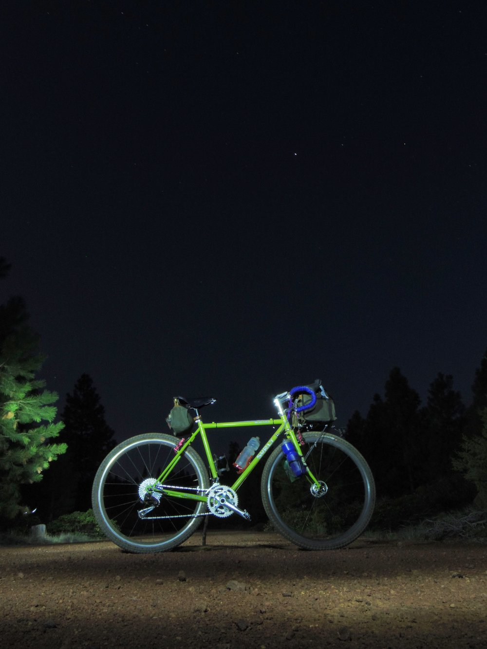 Surly by Night Time